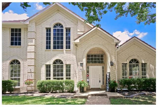 4209 Trailridge Drive, Frisco, TX 75035 (MLS #14116600) :: Lynn Wilson with Keller Williams DFW/Southlake