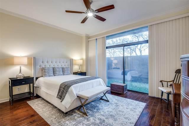 5200 Keller Springs Road #133, Dallas, TX 75248 (MLS #14538186) :: Frankie Arthur Real Estate