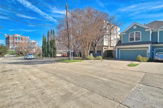 2338 Throckmorton Street, Dallas, TX 75219 (MLS #14259286) :: Team Hodnett