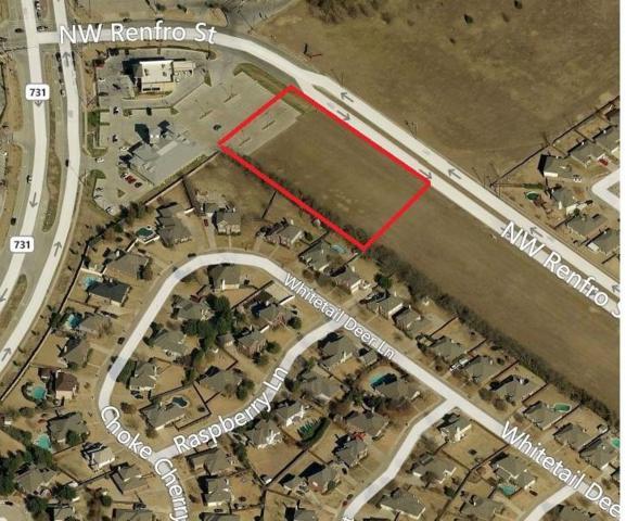 1267 NW Renfro Street, Burleson, TX 76028 (MLS #13268403) :: Team Hodnett
