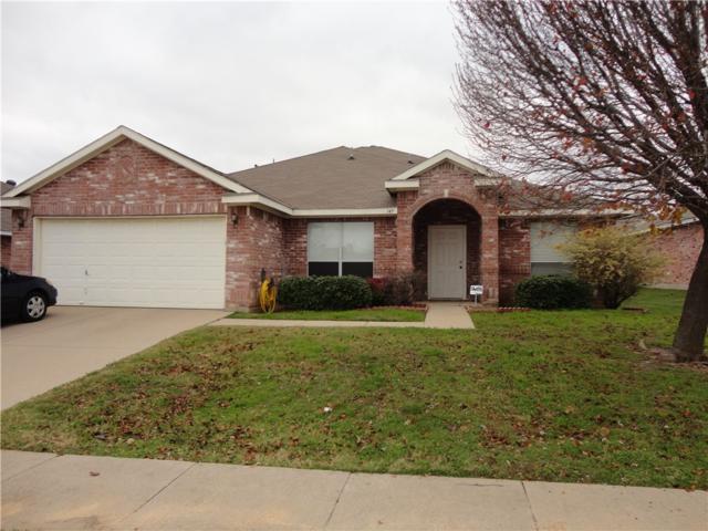 349 Taylor Street, Saginaw, TX 76179 (MLS #13302924) :: Pinnacle Realty Team