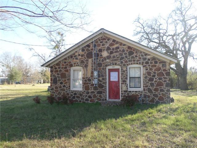 587 E Commerce Street, Fairfield, TX 75840 (MLS #13303980) :: Team Hodnett
