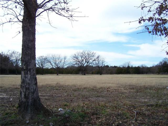 135 Bent Oak Drive, Pottsboro, TX 75076 (MLS #13331455) :: The Mitchell Group