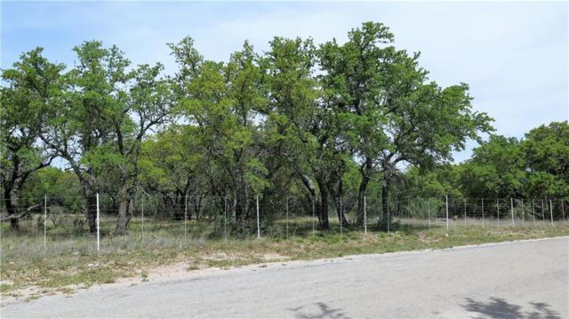 7 Oak Hill Circle, Brownwood, TX 76801 (MLS #13352330) :: The Welch Team