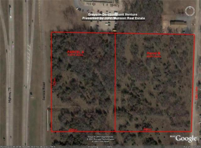 0000 S Hwy 75, Denison, TX 75020 (MLS #13461178) :: The Mitchell Group