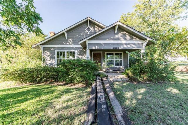 115 Denton Street E, Argyle, TX 76226 (MLS #13477779) :: The Heyl Group at Keller Williams