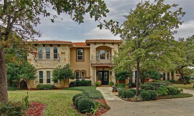 548 Timber Ridge Road, Graham, TX 76450 (MLS #13492671) :: Team Hodnett