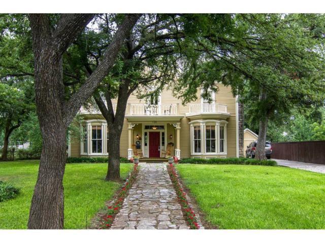 126 S Lambert Street, Granbury, TX 76048 (MLS #13503852) :: Team Hodnett