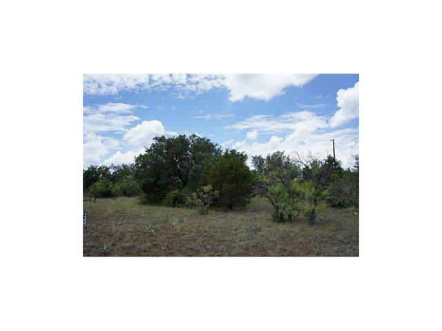Lot 5 County Road 574, Brownwood, TX 76801 (MLS #13507091) :: The Mitchell Group