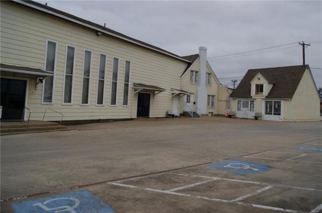 2520 NW 18th Street, Fort Worth, TX 76106 (MLS #13516163) :: Team Hodnett