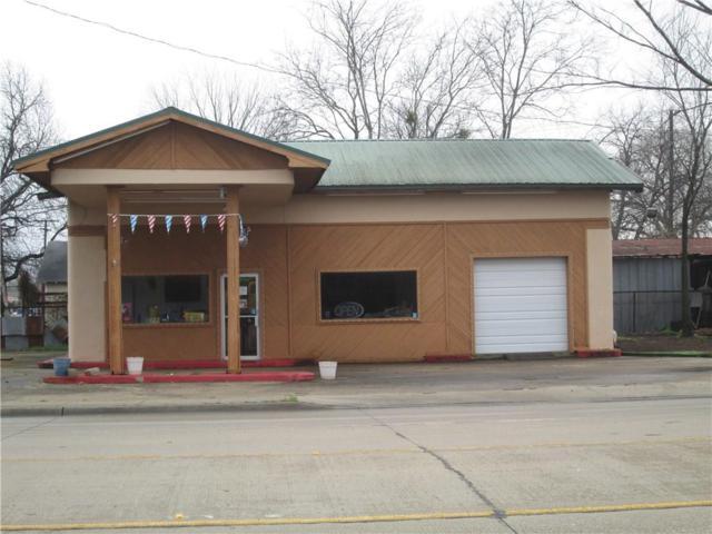 101 2nd Street, Kerens, TX 75144 (MLS #13528253) :: Robbins Real Estate Group