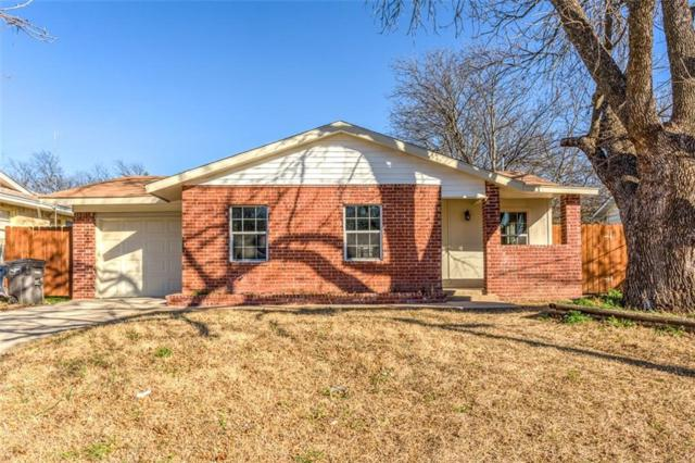 3033 Olive Place, Fort Worth, TX 76116 (MLS #13532207) :: The Marriott Group