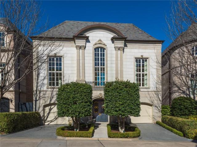 3901 Turtle Creek Boulevard #9, Dallas, TX 75219 (MLS #13541599) :: Team Hodnett