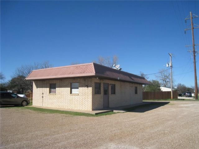 700 S Bosque Street, Whitney, TX 76692 (MLS #13543525) :: RE/MAX Town & Country