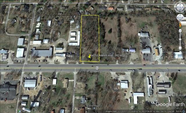 6425 Lamar Road, Reno, TX 75462 (MLS #13547898) :: Frankie Arthur Real Estate