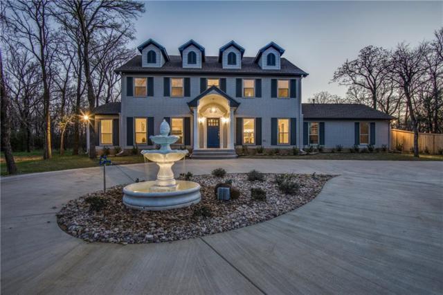 735 Estates Drive, Copper Canyon, TX 75077 (MLS #13551875) :: RE/MAX Elite