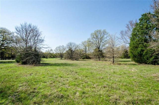 L 91 Jackson Circle, Kerens, TX 75144 (MLS #13551923) :: Team Hodnett