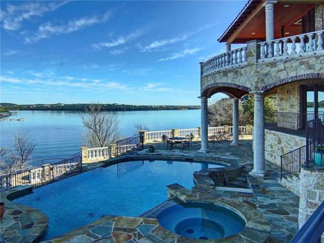 1040 Cliffs Drive, Possum Kingdom Lake, TX 76449 (MLS #13555875) :: Frankie Arthur Real Estate