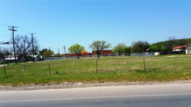 1206 S Oak Avenue, Mineral Wells, TX 76067 (MLS #13561197) :: The Mitchell Group