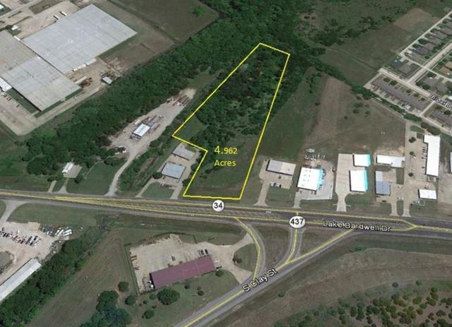 TBD State Hwy 34, Ennis, TX 75119 (MLS #13563298) :: All Cities USA Realty