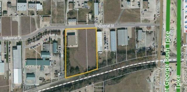 4604 Industrial Street, Rowlett, TX 75088 (MLS #13566456) :: Team Tiller