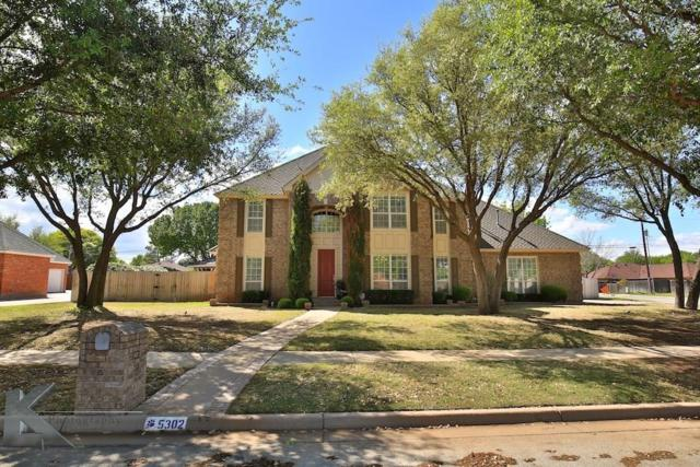 5302 Peppermill Lane, Abilene, TX 79606 (MLS #13566924) :: Team Hodnett