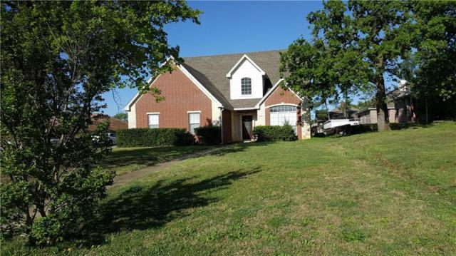 702 John Thomas Drive, Keene, TX 76059 (MLS #13567634) :: Team Hodnett