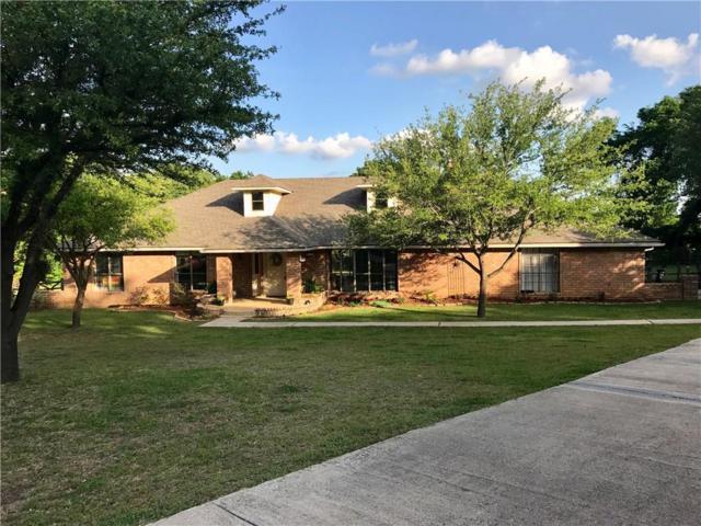 110 Knob Hill Lane, Double Oak, TX 75077 (MLS #13574880) :: RE/MAX Elite