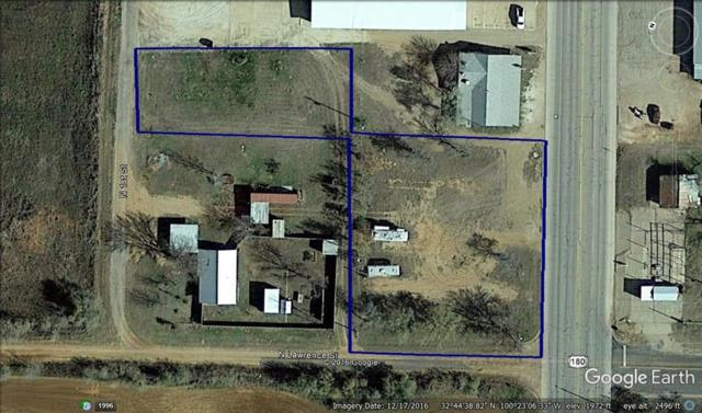 600 W South 1st Street, Roby, TX 79543 (MLS #13575351) :: The Heyl Group at Keller Williams