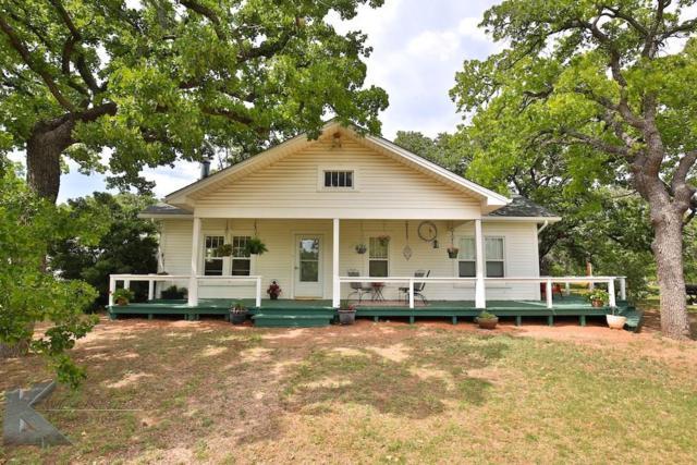 1610 County Road 207, Ovalo, TX 79541 (MLS #13575447) :: Team Tiller