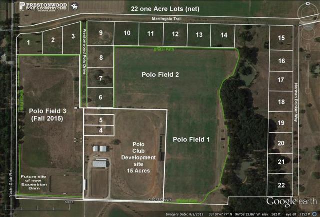 410 Norman Brinker Way, Oak Point, TX 75068 (MLS #13575620) :: Real Estate By Design