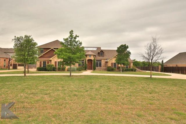310 Southwind Circle, Abilene, TX 79602 (MLS #13575846) :: The Tonya Harbin Team