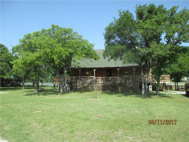 106 County Road 541, Eastland, TX 76448 (MLS #13578684) :: Team Hodnett