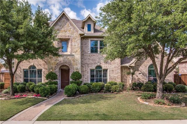 4388 Veneto Drive, Frisco, TX 75033 (MLS #13587008) :: Team Hodnett