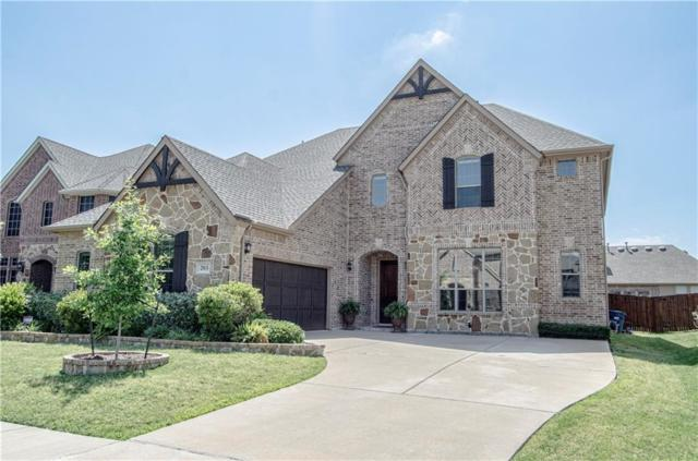 203 Chatfield Drive, Rockwall, TX 75087 (MLS #13587722) :: The Good Home Team