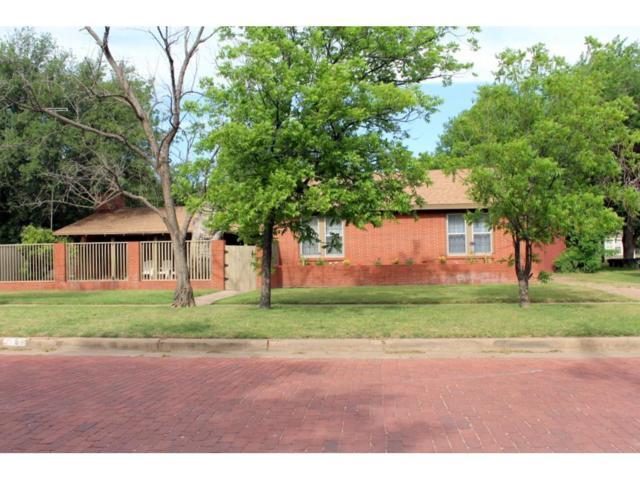 405 N Avenue F, Haskell, TX 79521 (MLS #13587857) :: Team Hodnett