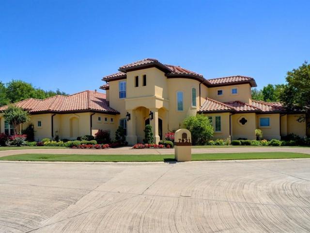 7021 Shinnecock Hills Drive, Fort Worth, TX 76132 (MLS #13591119) :: Team Hodnett