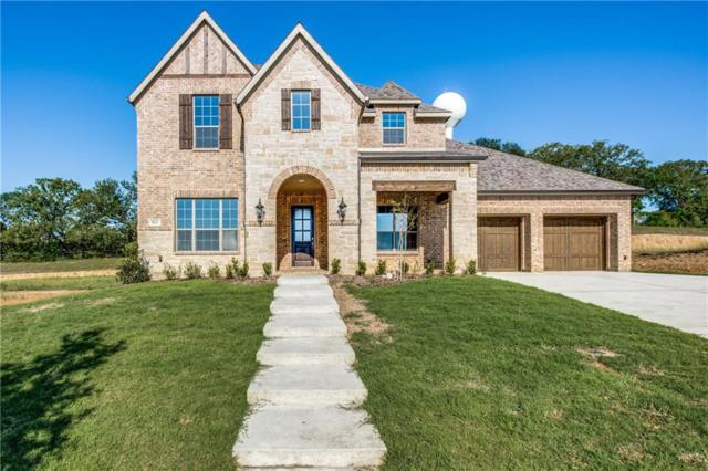 821 Big Sky Way, Argyle, TX 76226 (MLS #13592978) :: The Real Estate Station