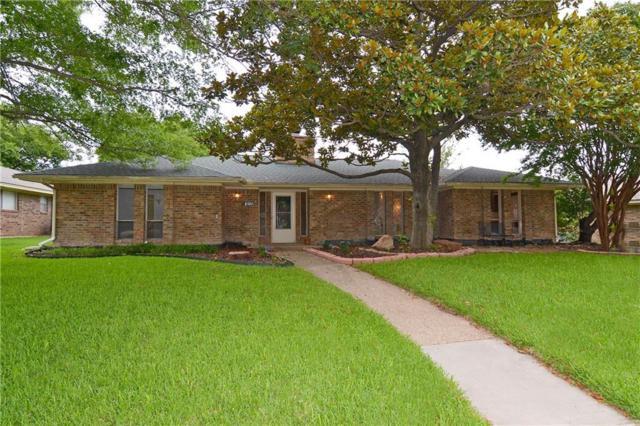 2309 Kidwell Circle, Plano, TX 75075 (MLS #13595392) :: Frankie Arthur Real Estate