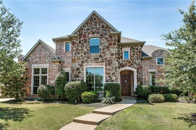8313 Craftsbury Lane, Mckinney, TX 75071 (MLS #13596307) :: Team Hodnett