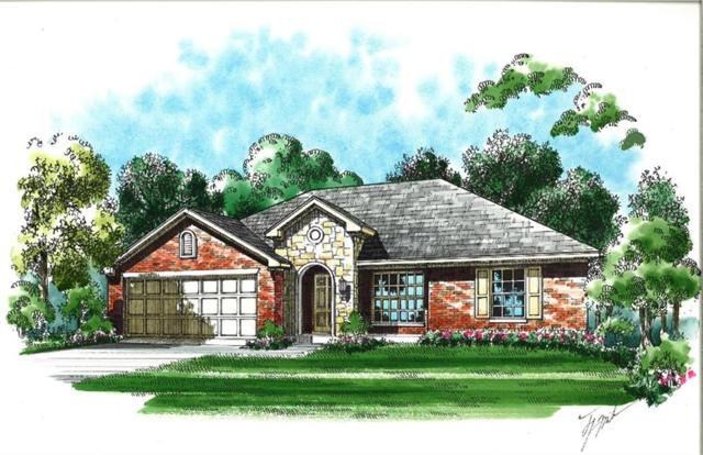 616 Cottage Row, Mabank, TX 75147 (MLS #13599264) :: The Chad Smith Team