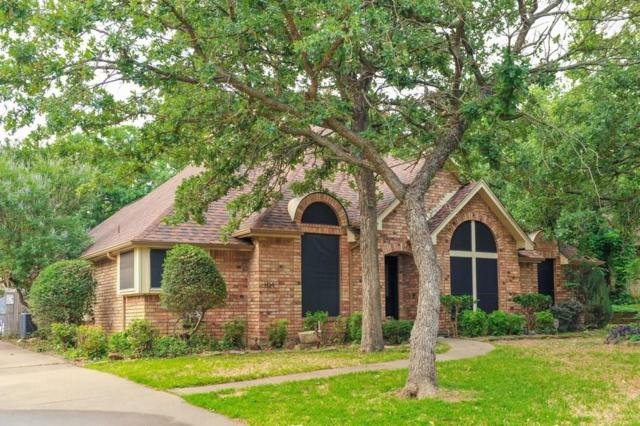 104 NE Brushy Mound Road, Burleson, TX 76028 (MLS #13599613) :: Team Hodnett