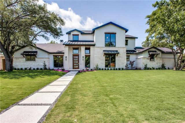 4634 Ridgeside Drive, Dallas, TX 75244 (MLS #13601622) :: Team Hodnett