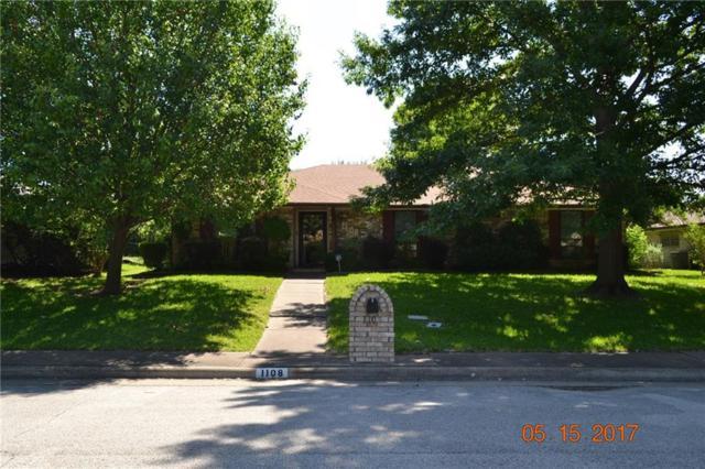 1108 Gracelane Drive, Desoto, TX 75115 (MLS #13602147) :: Pinnacle Realty Team