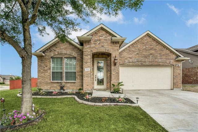205 Burnet Drive, Lavon, TX 75166 (MLS #13602611) :: Robbins Real Estate
