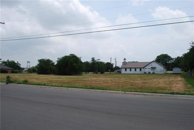 0 Elm St & Coke Street, Hillsboro, TX 76645 (MLS #13604370) :: Team Hodnett