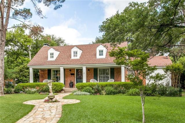 4425 Pomona Road, Dallas, TX 75209 (MLS #13605949) :: Frankie Arthur Real Estate