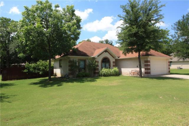 124 Archers Way, Weatherford, TX 76088 (MLS #13606880) :: The Mitchell Group