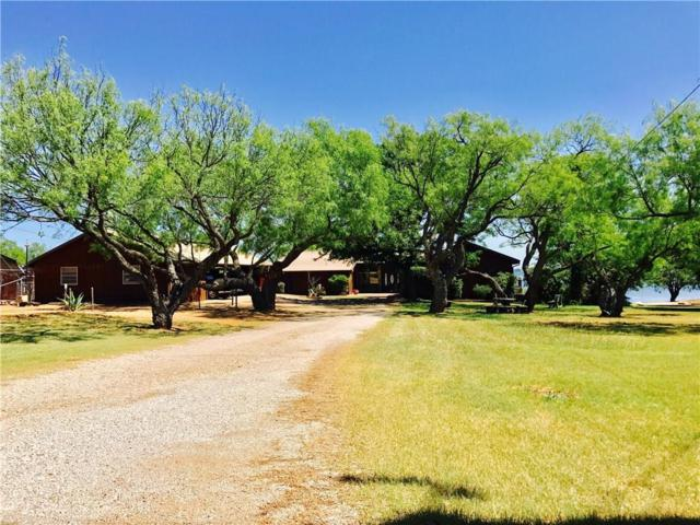 2110 County Road 208, Breckenridge, TX 76424 (MLS #13608395) :: Team Hodnett