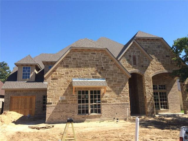 417 Boonesville Bend, Argyle, TX 76226 (MLS #13608688) :: The Real Estate Station